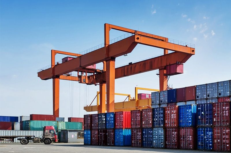 Op-en Overslag DR Logistics